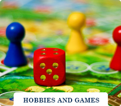 Hobbies and Games