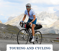 Touring and Cycling